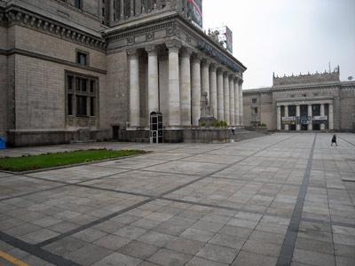 Palac Kultury i Nauki (Palace of Culture and Science) Warszawa